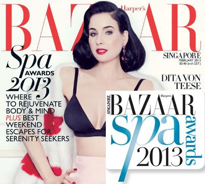 Harper's Bazaar Spa Awards