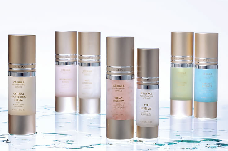 CÉRUMA Luxury Skin Serums