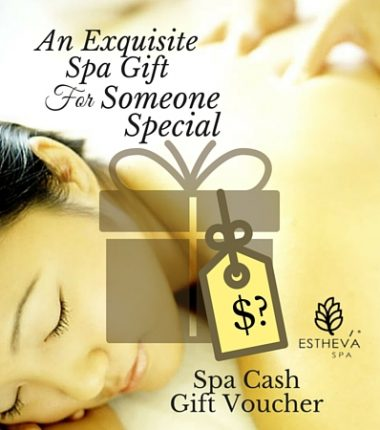 SpaCash Gift Voucher