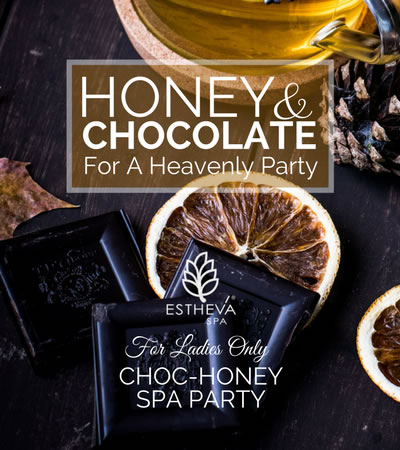 Choc-Honey-Spa-Party-Singapore