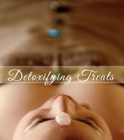 Detoxifying Spa Treatments