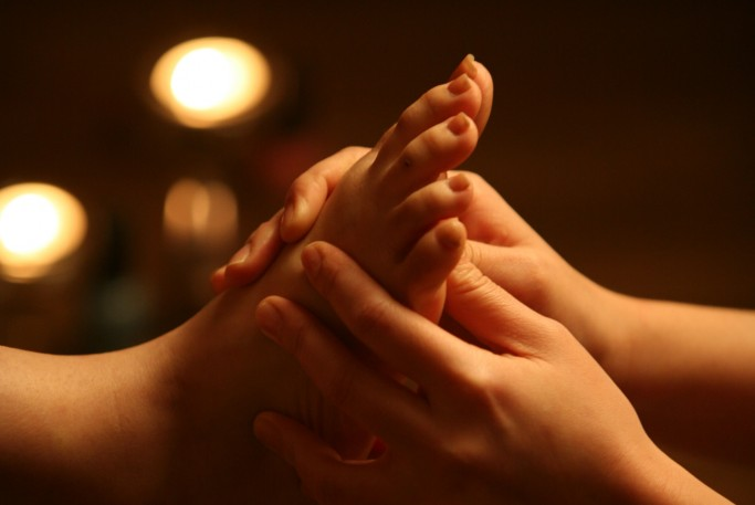 Luxury Foot Leg Spa