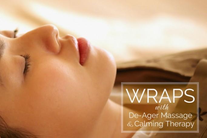 Spa Wraps Massage Therapy Singapore