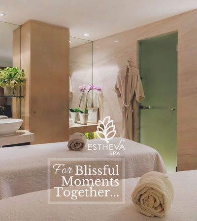 Estheva spa singapore luxury day spa top spa massage for Spa vacation packages for couples