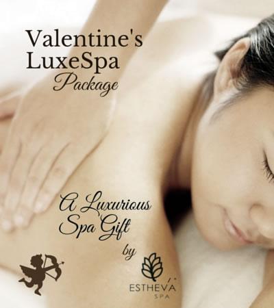 Valentine LuxeSpa Package