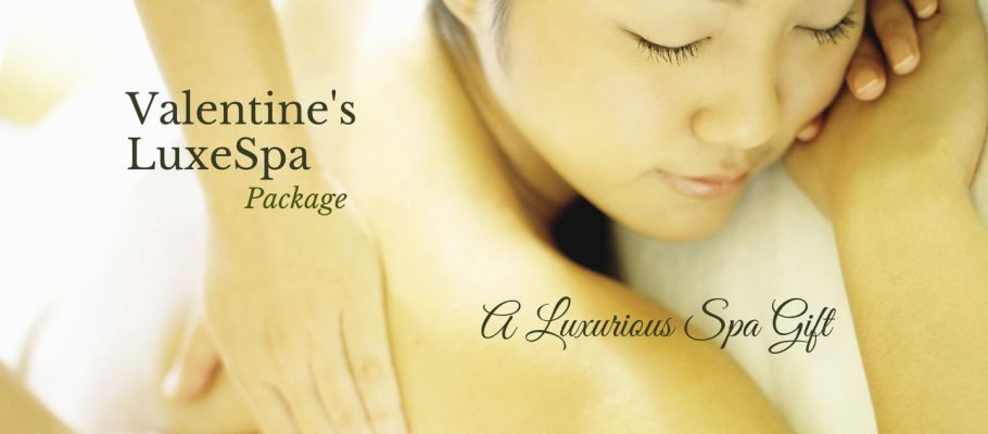A Luxury Valentine's Spa Gift