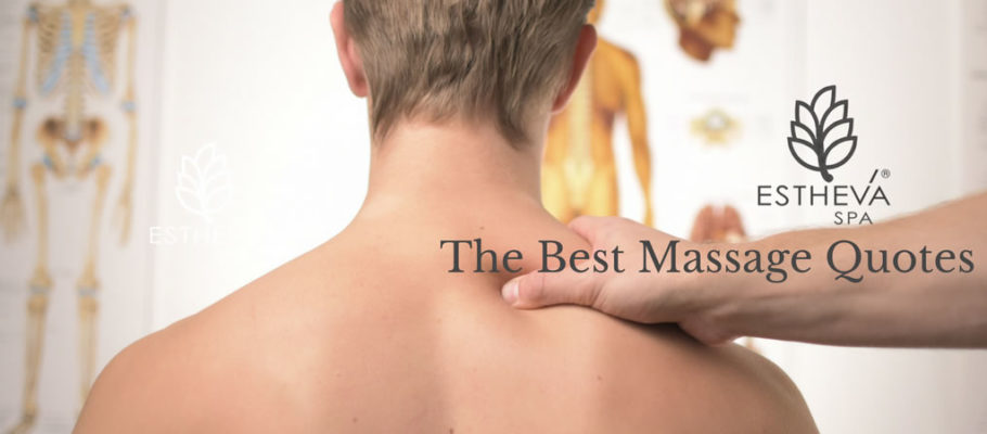 The Best Massage Quotes