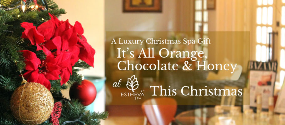 A Luxury Christmas Spa Gift