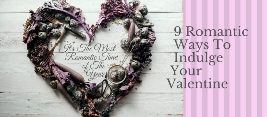 A Romantic Valentine's Spa Gift with 9 Wellness Scrubs