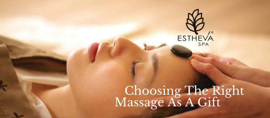 Massage Gift – Choosing The Right Massage