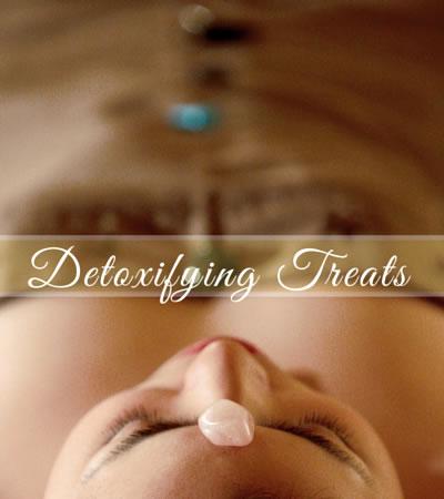 Detoxifying Spa Treatments