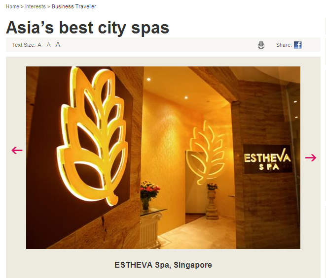 Asia Best City Spa