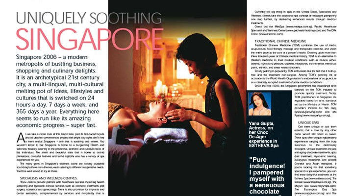 AsiaSpa India – Exclusive Spa Feature