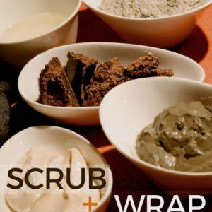 Spa Scrub Wrap Ingredients