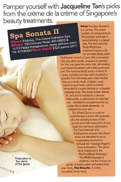 Top Spa Treatment