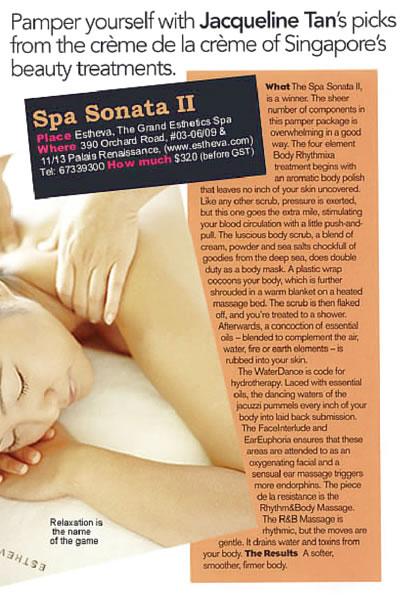 Top Spa Treatment