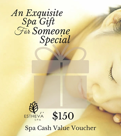 $150 Spa Cash Value Voucher