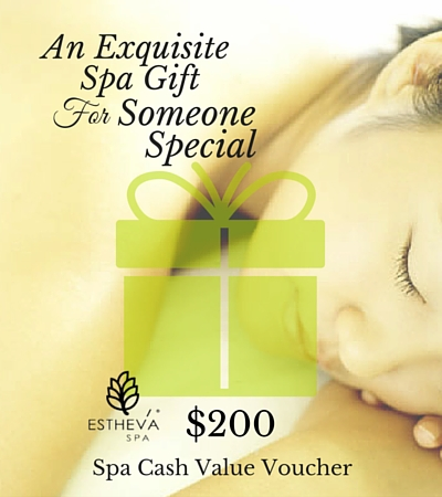 $200 Spa Cash Value Voucher