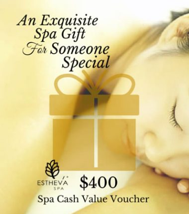 $400 Spa Cash Value Voucher