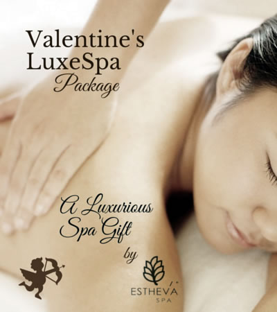 Valentine LuxeSpa Package