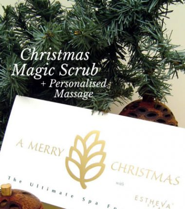 Christmas Magic Scrub Christmas Gift