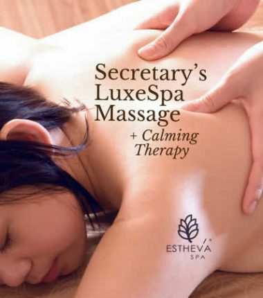 Secretary-Luxury-Spa-Massage-Gift
