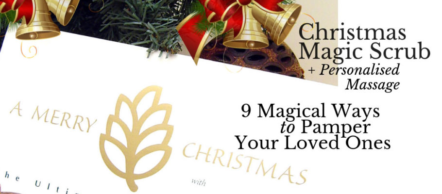 The 9 Magic Scrubs of Christmas