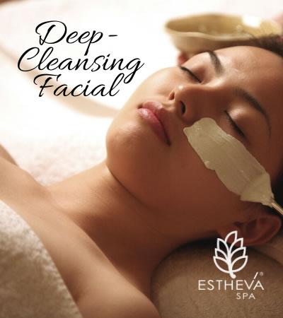 deep cleansing facial singapore